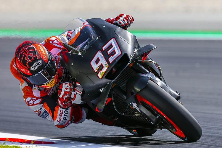 Marc Marquez Honda Update Aber Nicht 2019 Bike Motogp Speedweek