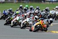Yamaha R6 Dunlop-Cup