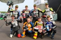 Die Superstock Cup Truppe