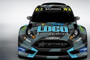 Der Ford Fiesta für Janis Baumanis