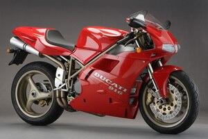 Eine Legende: Die Ducati 916