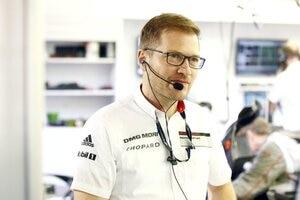 Großer Fachmann: Porsche-LMP1-Teamchef Andreas Seidl