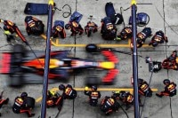 So schnell will Red Bull Racing 2018 sein