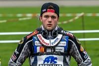 Erik Riss will sich im Speedway weiter verbessern