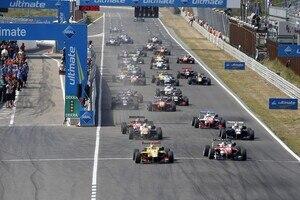 2017: Kalender für die Formel 3 finalisiert