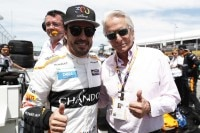 Fernando Alonso mit Michael Dougals in Montreal