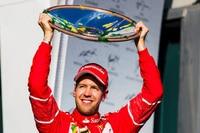 Australien-Sieger Sebastian Vettel