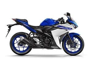 Mit betroffen: Die Yamaha YZF-R3