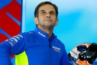 Suzuki-Teammanager Davide Brivio