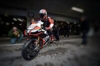 Leandro Mercado hatte Pech beim Motocross