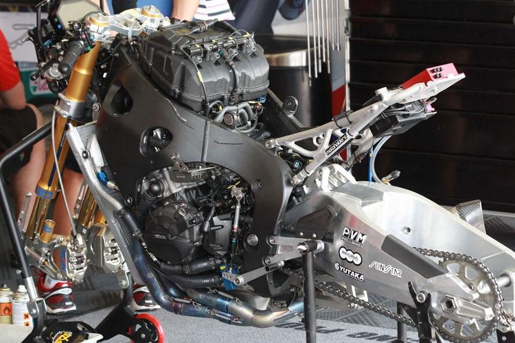 Ten Kate: Nur sechs Motoren je Fahrer/Superbike-WM SPEEDWEEK