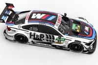 Tom Blomqvist hat als einziger Fahrer ein neues Design