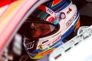 Toni Vilander ist Werksfahrer bei Ferrari