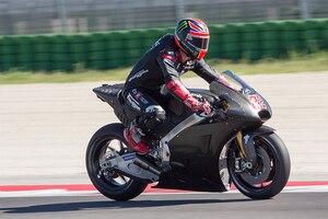 Misano: Sam Lowes auf der RS-GP ohne Winglets