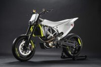 Das Concept-Bike Husqvarna 701