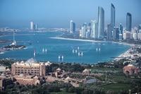 In Abu Dhabi wurde bereits geflogen