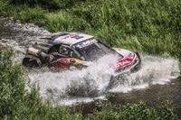 Sébastien Loeb führt zur Halbzeit