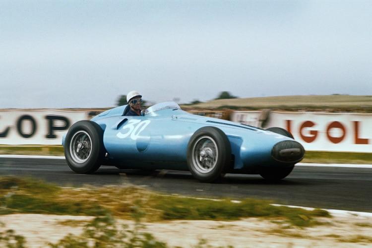 Robert Manzon Letzter Fahrer Der Saison 1950 Totformel 1 Speedweek
