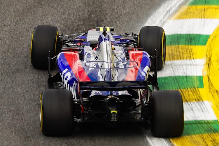 Renault und Toro Rosso geben sich Saures