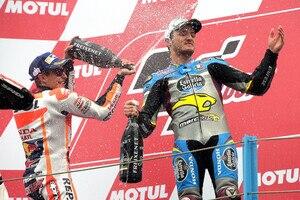 Jack Miller bekam nach seinem ersten MotoGP-Sieg großen Zuspruch