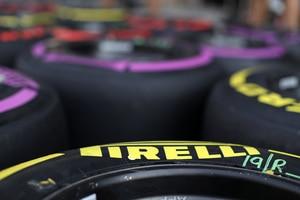 mehr als 3500 Reifen nimmt Pirelli zu den Vorsaison-Tests nach Barcelona mit