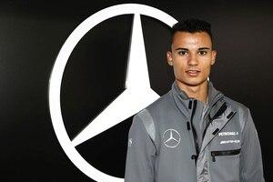 Mercedes-Pilot Pascal Wehrlein