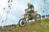 Moto2-Star Dominque Aegerter ergänzte das MX-Teilnehmerfeld