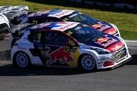 Der neunfache Rallye-Weltmeister im Peugeot 208 WRX