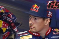 Nicky Hayden im Red Bull-Honda-Team 2017
