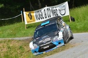 Hermann Neubauer gewinnt Rallye Weiz