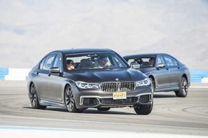 BMW-Piloten im M760Li xDrive: «Erstaunlich»