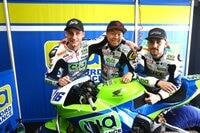 Fahren die 24h Le Mans: Jules Cluzel, Hikari Okubo und Robin Mulhauser