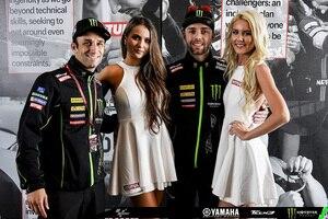 Johann Zarco (li.) und Jonas Folger: MotoGP ist ihnen wichtiger