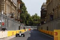 Lewis Hamilton 2016 in Baku