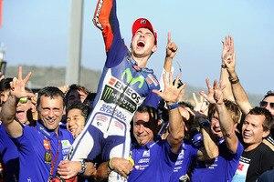 2015 sicherte Jorge Lorenzo seinen dritten MotoGP-Titel für Yamaha