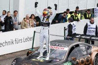 Pascal Wehrlein wurde 2015 DTM-Champion