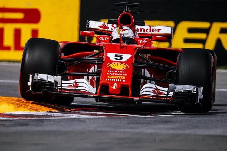 Formel 1: Vettel gewinnt in Budapest - Hamilton Vierter