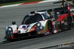 Auch im Asian Le Mans Spint Cup startberechtigt: Ein LMP3-Renner