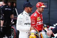 Lewis Hamilton und Sebastian Vettel: Wer wird im Grossbritannien-GP die Nase vorn haben?