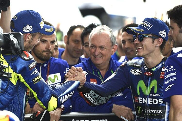 Grünes Licht: Rossi darf beim Heimrennen starten