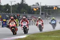 Das MotoGP-Rennen am Sonntag: Márquez vor Dovizioso, Iannone und Aleix Espargaró