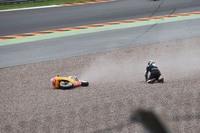 Sachsenring Classic: Waldi stürzte vor dem Turn 11