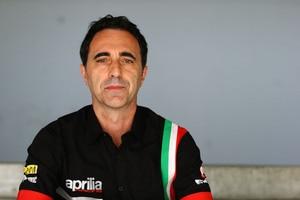 Romano Albesiano will sicherstellen, dass Aprilia 2017 wieder Siege und Podestplätze einfahren wird