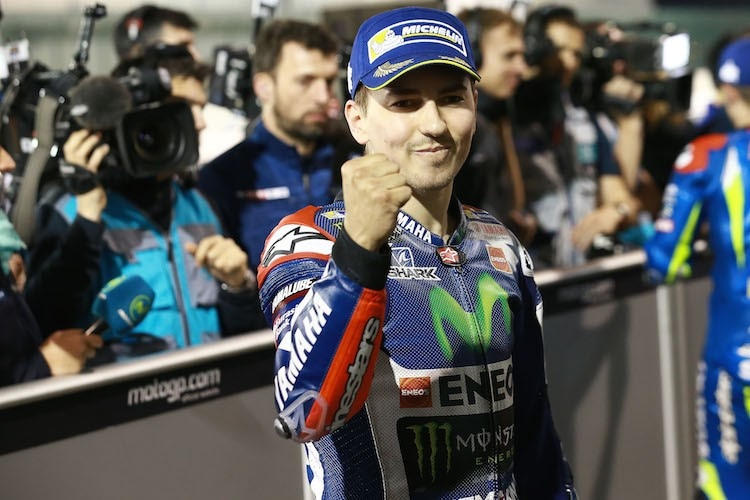 SPEEDWEEK MotoGP - Bildergalerie Doha 2016, Freitag/Samstag