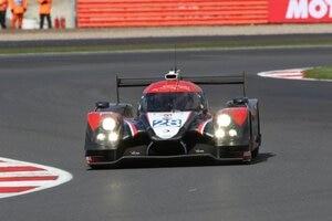 Wieder dabei: Der Ligier JS P2 von IDEC SPORT RACING
