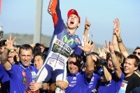 Welcher Hersteller kann sich für 2017 die Dienste von Weltmeister Jorge Lorenzo sichern?
