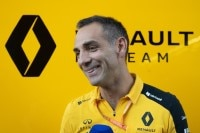 Renault-Teamchef Cyril Abiteboul