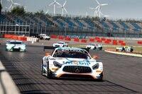 Pole-Position: Der Mercedes-AMG GT3 von Luca Stolz/Luca Ludwig
