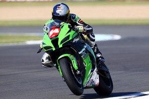 Toprak Razgatlioglu (Kawasaki), der neue Meisterschaftsführende in der Superstock-1000-EM