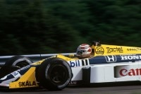 Nelson Piquet 1987 im Williams-Honda